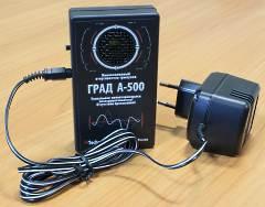 Универсальный ультразвуковой отпугиватель Град А-500