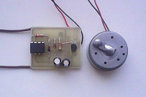 Устройства для электронного отпугивателя кротов